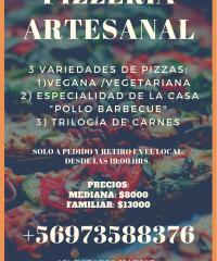 Pizzería Artesanal